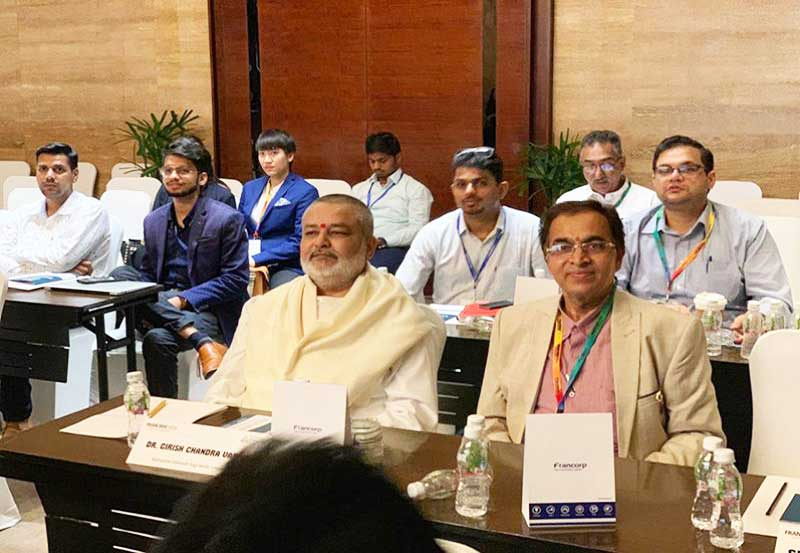 International Conference and Seminar at New Delhi