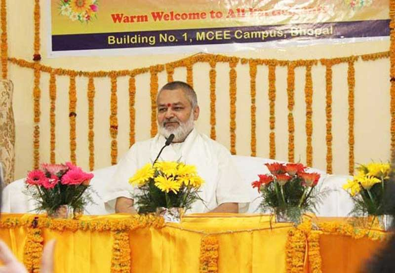 Maharishi Ved Vigyan Introductory Programme 2019 at Bhopal