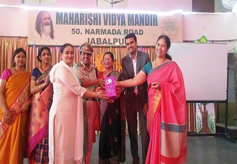 International Women's Day celebrated at MVM I Jabalpur-