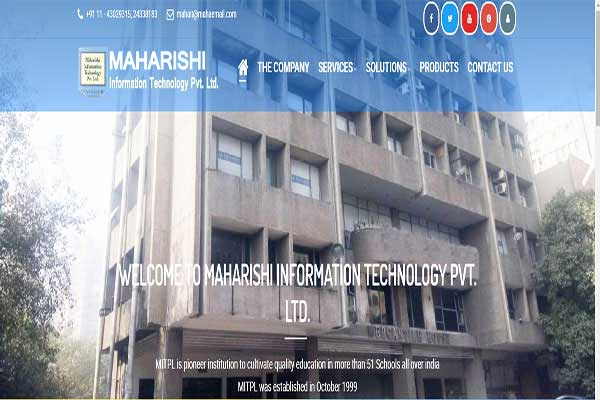 Maharishi Information Technology Pvt. Ltd.